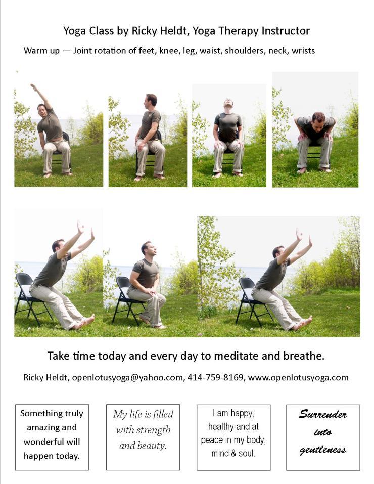 yoga class ms healing