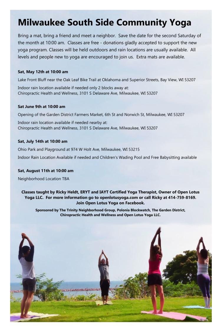 south side community yoga